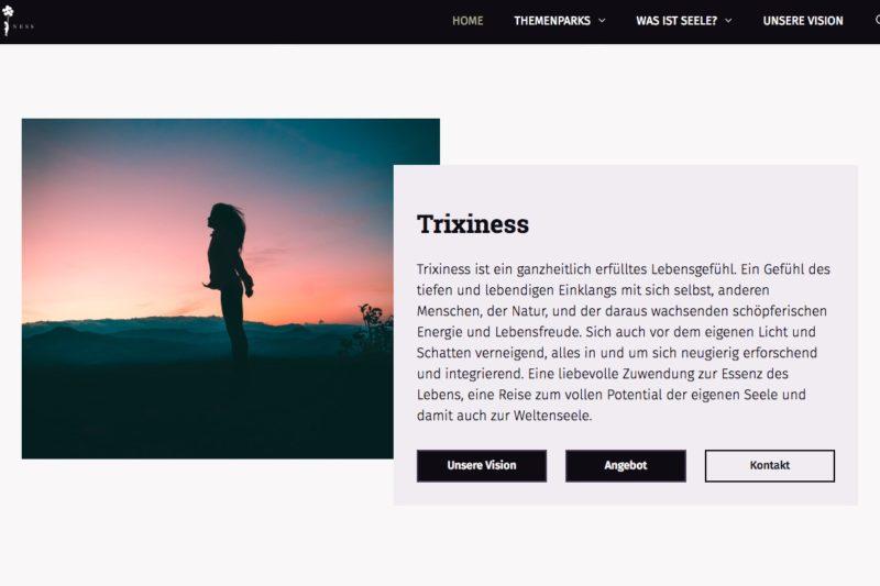 Trixiness – Erlebe deine Seele (regionales Projekt)