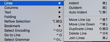automatische-einrueckung-auto-indent-atom-shortcut