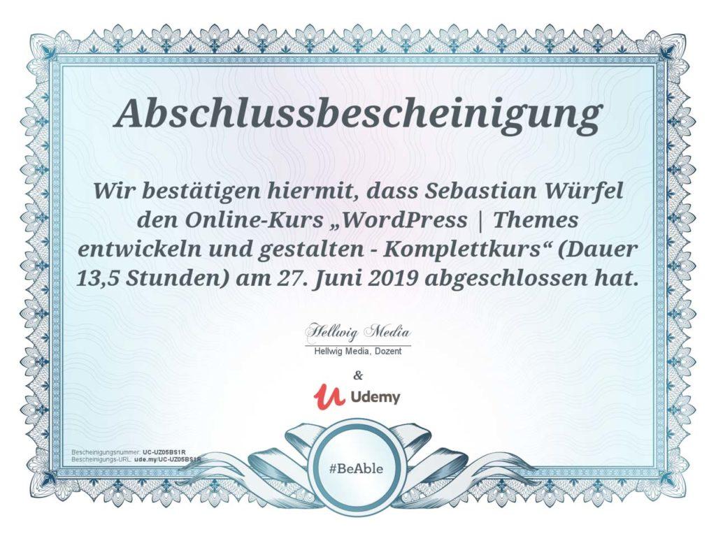 zertifikat-udemy-wordpress-themes-erstellen-entwickeln