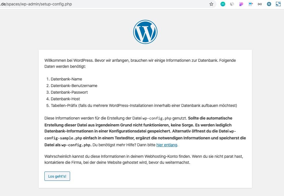 wordpress-unterverzeichnis-installieren-url