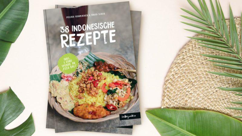 Fotos in Indojunkie Buch: 38 indonesische Rezepte