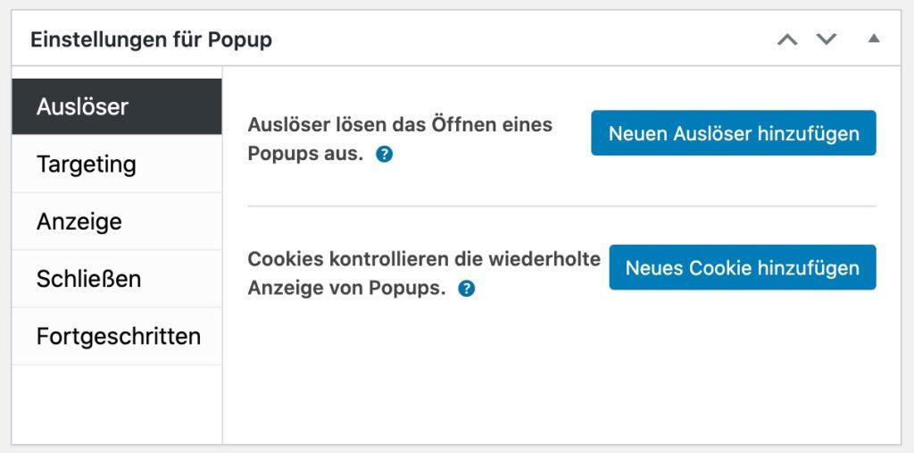 popup-ausloeser-popup-maker