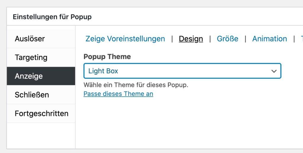 popup-maker-design-wahl