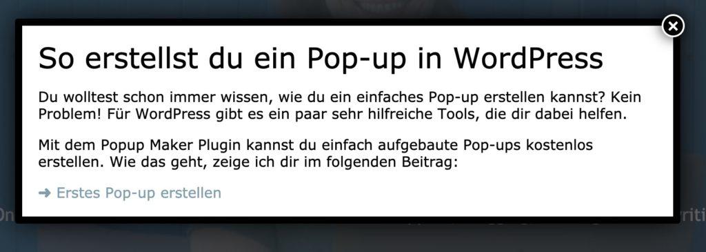 wordpress-popup-zwischenergebnis