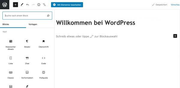 was-ist-wordpress-willkommen